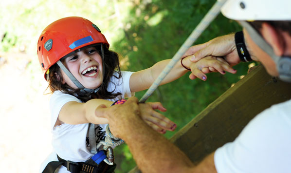 Maine Summer Camps Build Self Esteem: Maine Camp Experience